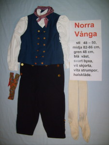 Norra Vånga